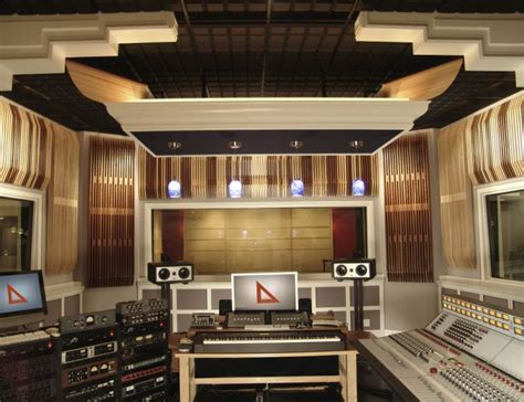 recording studio designer builder remodel los angeles