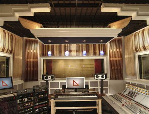 recording studio designer builder remodel los angeles