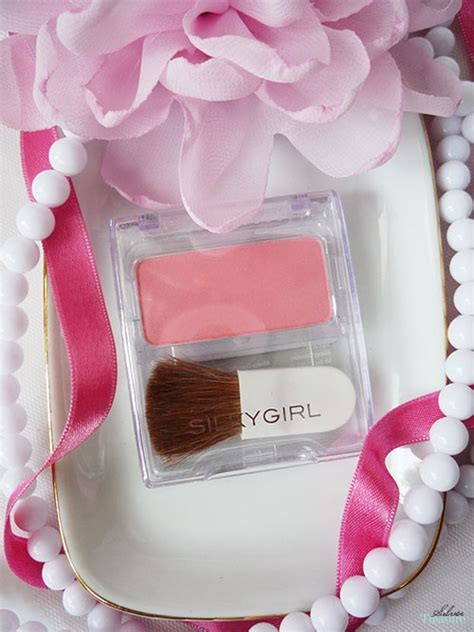 Silkygirl Blush Hour silkygirl blush hour 03 silver