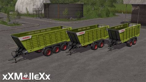 ls 17 kre bandit sb 30 60 claas design v 1 0 auflieger claas cargos 700 pack v 1 0 for fs17 farming simulator