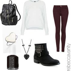 cute teen outfits  fall winter school   outfit