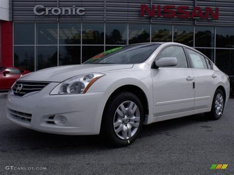 nissan altima white 2010 2010 winter white nissan altima 2 5 25792636