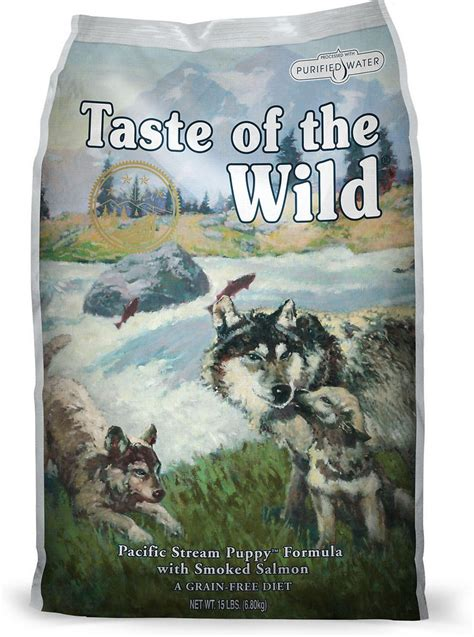 taste of the puppy food taste of the pacific puppy food earnest mutts pet store