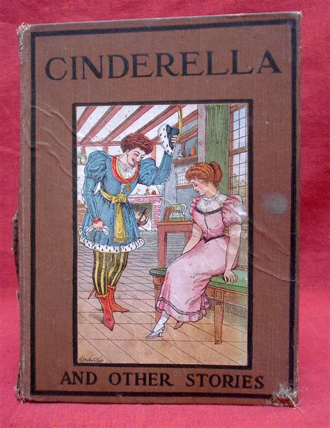 Cinderella And Other Stories cinderella or the glass slipper and other stories used books