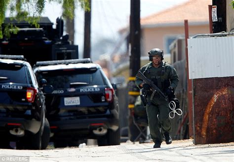 Officer In San Diego by Cop Killed In Shoot Out After Traffic Stop In San Diego