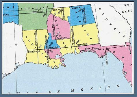 louisiana map coordinates missalalou