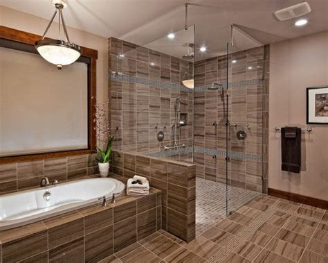 backsplash badezimmerideen walk in showers grey backsplash and floor ceramic
