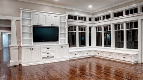 traditional entertainment center custom cabinets houston how to build frameless wall cabinets