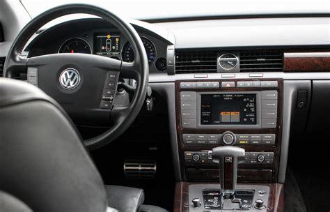 volkswagen phaeton interior test ojetiny volkswagen phaeton 3 0 tdi dobov 253 pokořitel