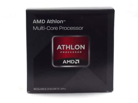 Amd Athlon X4 845 With Amd Cooler Socket Fm2 65w Ad84 amd athlon x4 845 cpu review introduction closer look