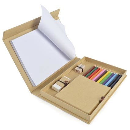 office desk stationery set stationery desk sets personalised colouring pencil sets