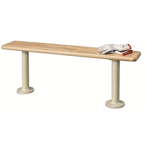 locker bench pedestals locker bench pedestal 72 quot hardwood compliance