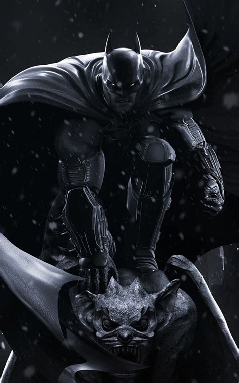batman wallpaper android batman black winter android wallpaper free