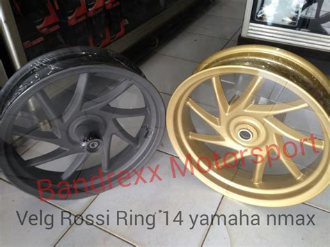 Sepaket Velg X Ride Ring 14 17 Model Klx Pket Lngkp Plus Ban Cross 56 modifikasi yamaha nmax ring 17 modifikasi yamah nmax