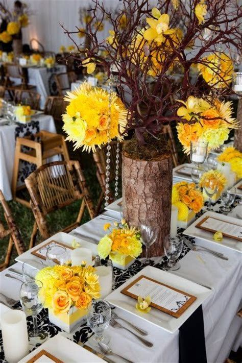 12 best images about Yellow Wedding Ideas   Yellow