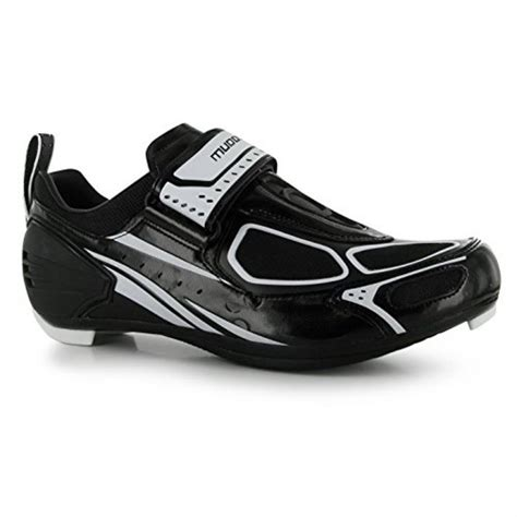 bike shoes muddyfox mens tri100 cycling shoes breathable cycle bike