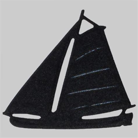 Reflektor Aufkleber Schwarz by Reflektierender Aufkleber Segelboot Online Bestellen