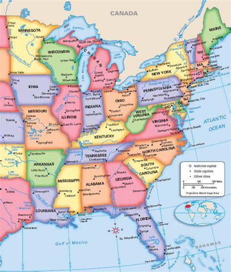 eastern half of united states map kiser us history