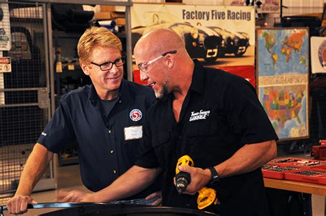 two guys garage build school episode airs saturday nov