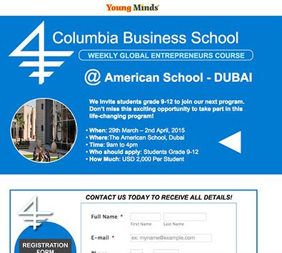 Columbia Mba Grading System by Dubai Seo Marketing Experts Search Engine
