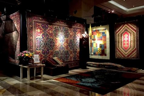 persian home decor interview zamani collection adds persian carpets to china