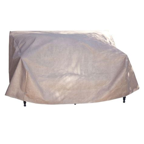 Duck Covers Elite 70 in. W Patio Loveseat Cover with
