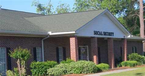 Albany Social Security Office by Cordele Ga Social Security Offices