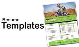 race resume examples