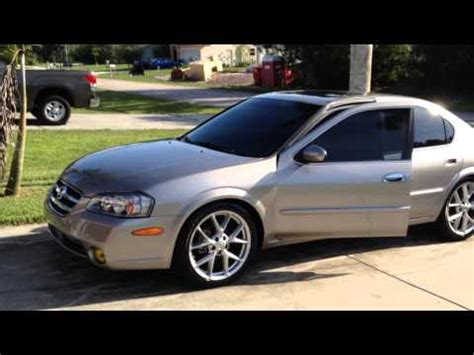 2001 nissan maxima rims for sale 2001 nissan maxima 19 inch factory rims