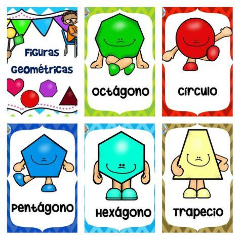 imagenes educativas para preescolar figuras geom 233 tricas did 225 ctica educativa
