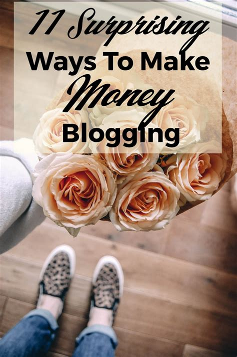 11 Ways To Make 11 surprising ways to make money blogging helene in between