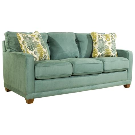 la z boy sofa sleeper la z boy kennedy transitional supreme comfort queen sleep
