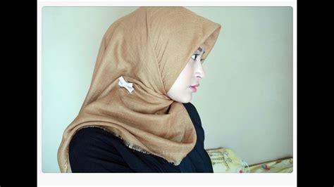 hijab tutorial natasha farani   memakai jilbab