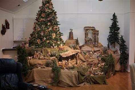 Decorating New Home Ideas nativity in living room chris jagers flickr