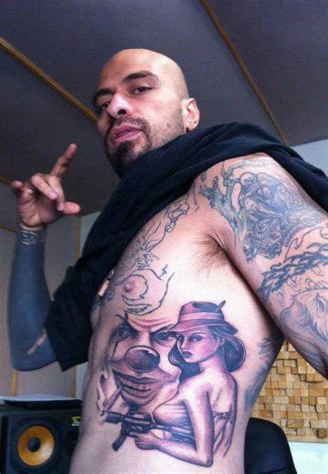 cartel de santa tattoo b a b o cartel de santa