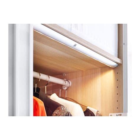 striberg led light ikea for use inside a wardrobe