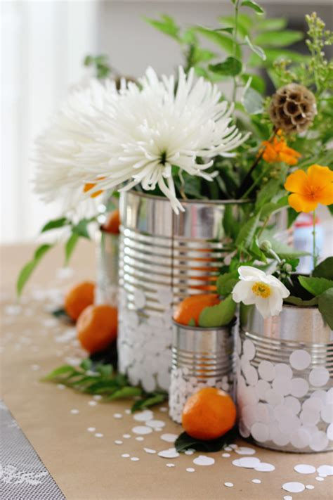 Nice Flower Vases A Simple Summer Table At Home In Love