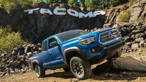 toyota offroad 2016 toyota tacoma trd road cab review autoweek