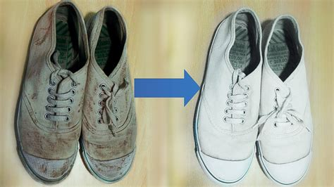 how to clean white fabric shoes hanger cleaners