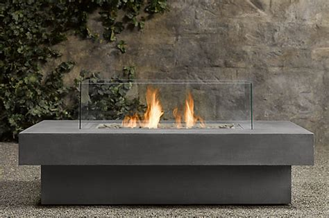 outdoor gas fireplace table patio fireplace table outdoor table sears propane pit