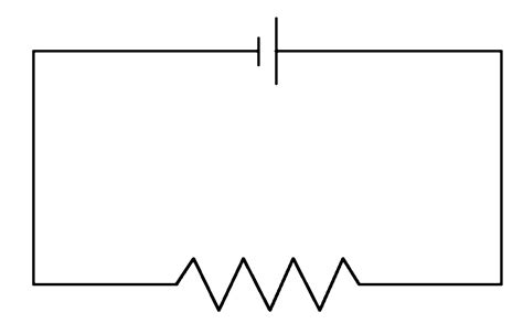 resistor series circuit current electricity