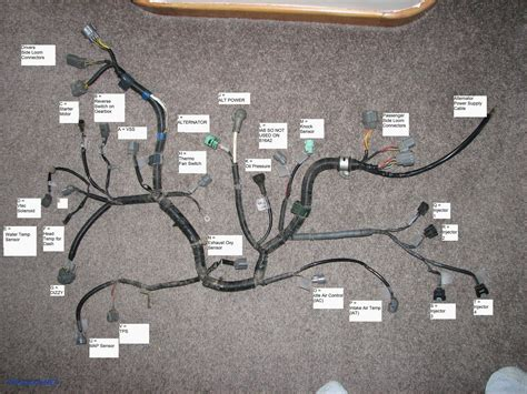 99 civic obd2 harness wire tuck wiring diagrams schematics