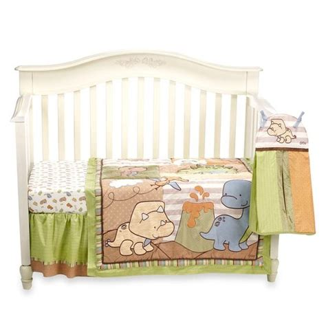 dinosaur baby bedding dinosaur crib bedding set for the home pinterest