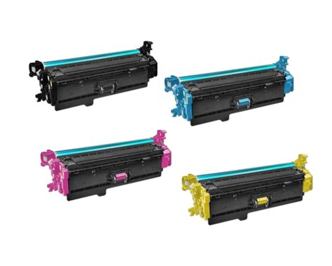 Toner Color Hp Laserjet hp color laserjet enterprise m552 m552dn toner cartridges