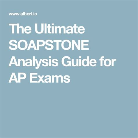 Soapstone Ap 25 Best Ideas About Class On Grammar