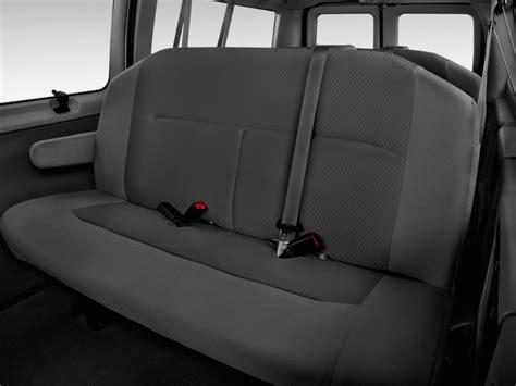 image  ford econoline wagon   xlt rear seats