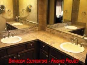 Bathroom Vanities Colorado Springs Bath Bathroom Vanity Tile Countertop Remodel Grout