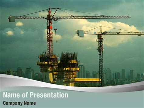 Construction Powerpoint Templates Construction Powerpoint Backgrounds Templates For Powerpoint Templates Building Construction
