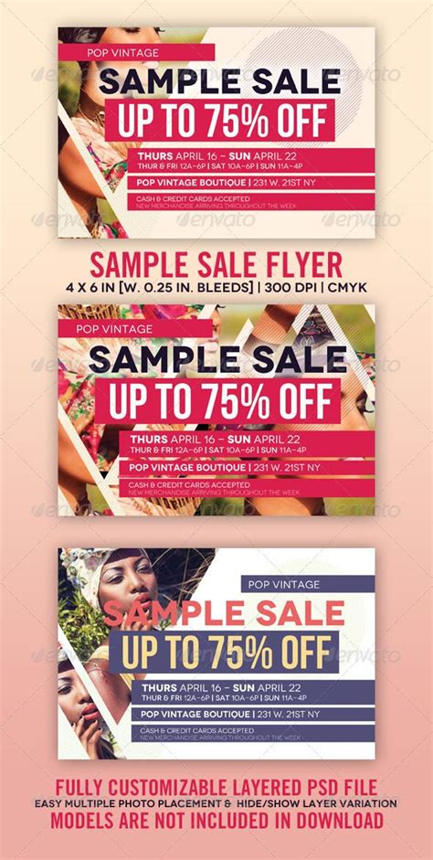 best flyer design graphicriver 17 best images about print templates on pinterest adobe