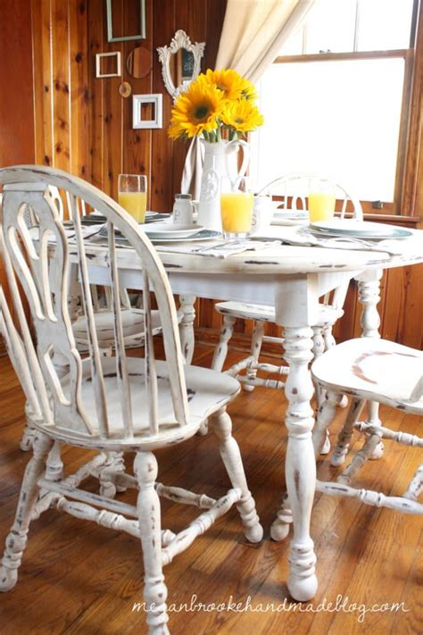chalk paint kitchen table ideas 20 awesome chalk paint furniture ideas diy ready
